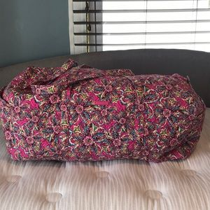 Vera Bradley Travel Large Duffel Bag